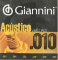 Encordoamento Giannini 0.09
